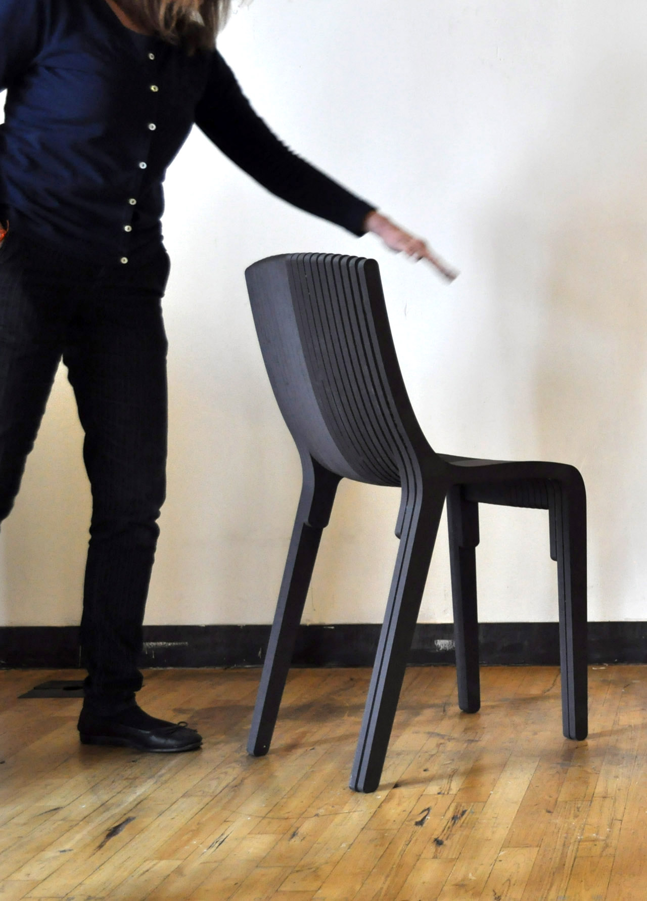 The Layer Chair – Cello edition