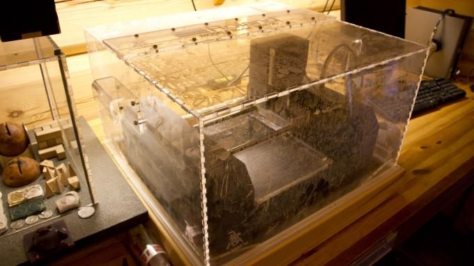 modela insulating box